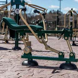 Outdoor Fitness Park