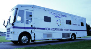Mobile Dental Unit @ Gilmore Community Healing Center | Kalamazoo | Michigan | United States