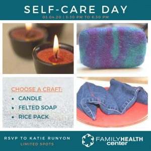 Self-Care Day @ Family Health Center - Paterson