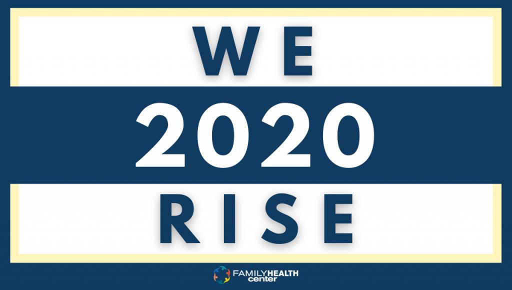 We Rise 2020
